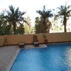 Flat with pool in Bahrain